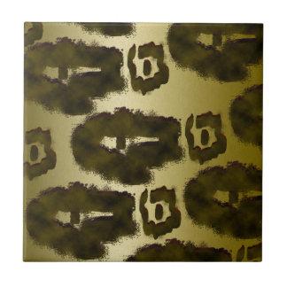 Animal Print Tile