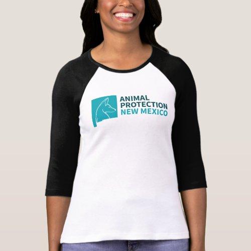 Animal Protection New Mexico _ Baseball Jersey T_Shirt
