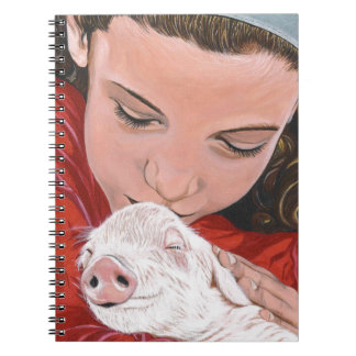 Animal Protector Spiral Notebook