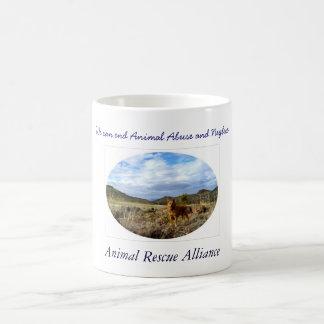 Animal Rescue Alliance Classic White Coffee Mug