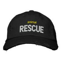 animal RESCUE Baseball Cap