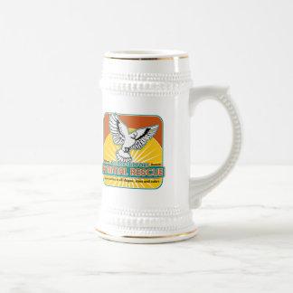 Animal Rescue Bird Beer Stein