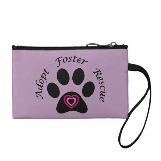 Animal Rescue Coin Purse