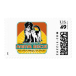 Animal Rescue Dog and Cat Postage