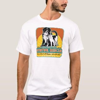 Animal Rescue Dog and Cat T-Shirt