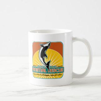 Animal Rescue Dolphin Coffee Mug