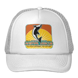 Animal Rescue Dolphin Hats