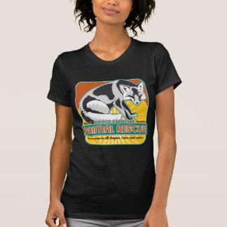 Animal Rescue Fox T-Shirt