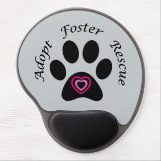 Animal Rescue Gel Mousepad