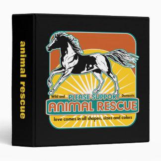Animal Rescue Horse Binder