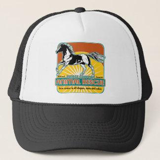 Animal Rescue Horse Trucker Hat