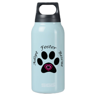 Animal Rescue Insulated Water Bottle