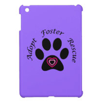 Animal Rescue iPad Mini Case