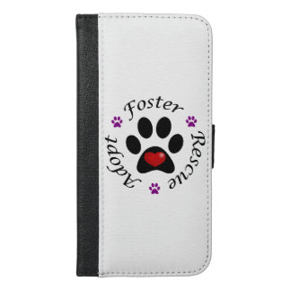 Animal Rescue iPhone 6/6s Plus Wallet Case