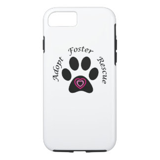 Animal Rescue iPhone 7 Case