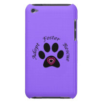 Animal Rescue iPod Touch Case