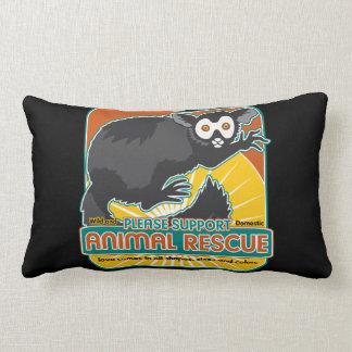 Animal Rescue Lemur Pillows
