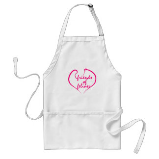 animal rescue merchandise adult apron