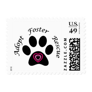 Animal Rescue Postage