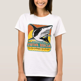 Animal Rescue Shark T-Shirt