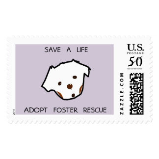 Animal Rescue Stamp