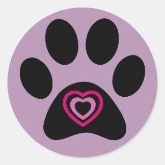 Animal Rescue Sticker