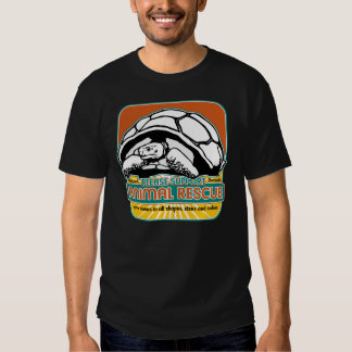 Animal Rescue Turtle T Shirt