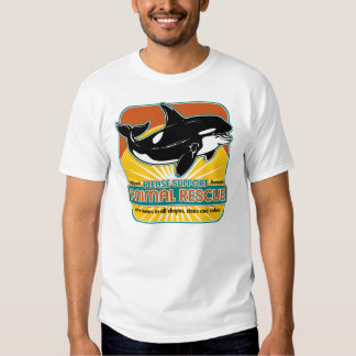 Animal Rescue Whale Shirt