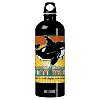 Animal Rescue Whale SIGG Traveler 1.0L Water Bottle