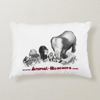 Animal Rescuers Pillow