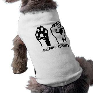Animal Rights Doggie Tshirt