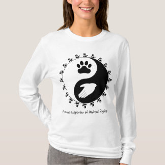 Animal Rights Supporter Hoody