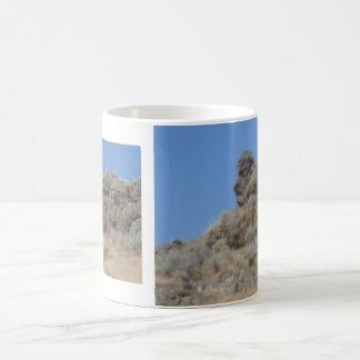 Animal Rock Formation Coffee Mug