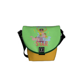 Animal - Rock Star Courier Bag