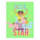 Animal - Rock Star Postcard