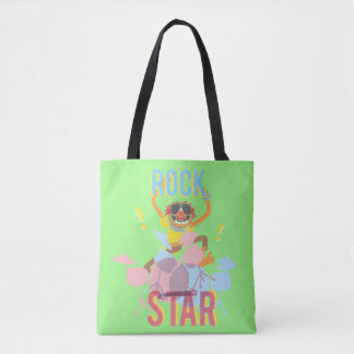 Animal - Rock Star Tote Bag