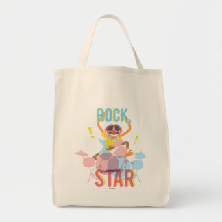 Animal - Rock Star Tote Bag