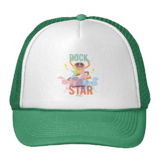 Animal - Rock Star Trucker Hat