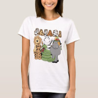 Animal Safari T-Shirt