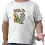 Animal Safari T-shirts