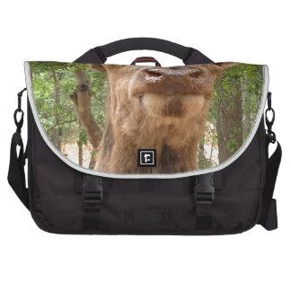 Animal salvaje de los ciervos bolsas de portatil