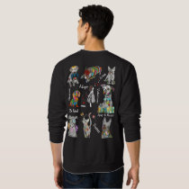 Animal Shelter Dog and Cat Adoption Sweatshirt