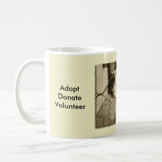Animal Shelter Gifts and Stationery Classic White Coffee Mug