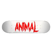 ANIMAL SKATEBOARD DECK