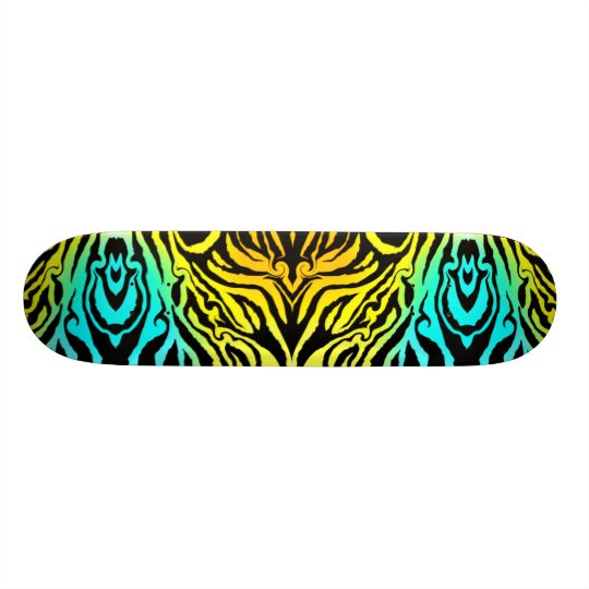 ANIMAL SKATEBOARD DECK