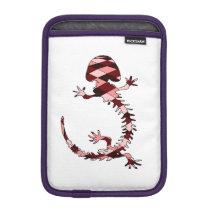 animal skeleton sleeve for iPad mini