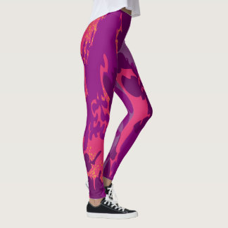 animal skin leggings