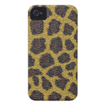 animal skin pattern and colors iPhone 4 Case-Mate cases