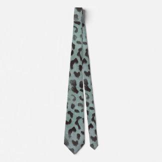 Animal Skin Tie