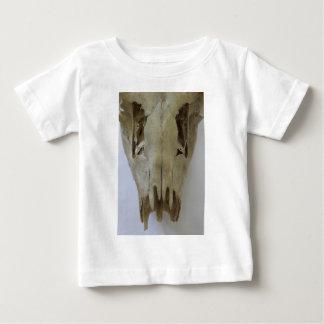 animal skull baby T-Shirt